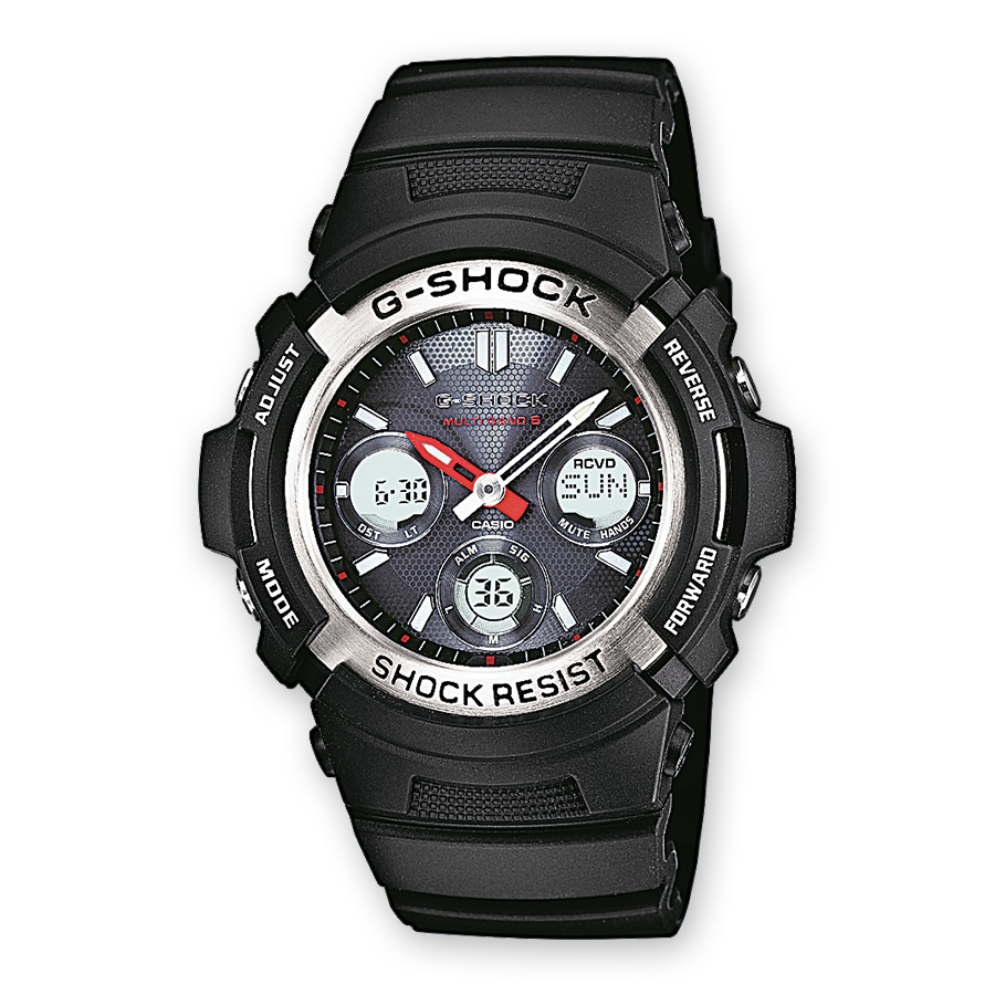 g shock protection instructions