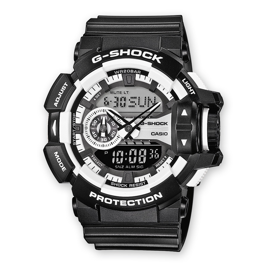 baby g shock instructions