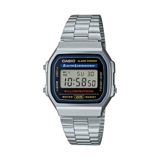 A168WA-1YES CASIO Vintage Iconic