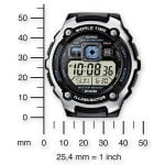 CASIO Collection AE-2000W-1AVEF
