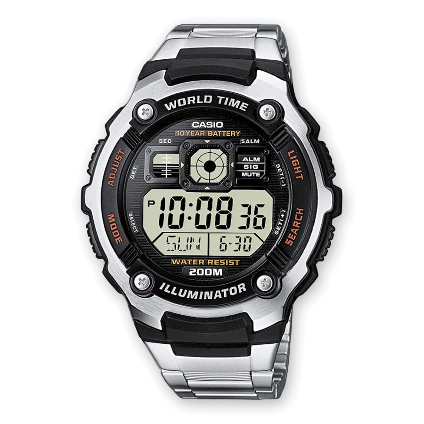 AE-2000WD-1AVEF CASIO Collection