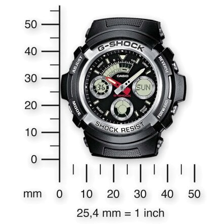 AW-590-1AER G-SHOCK Classic