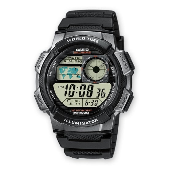 CASIO Collection AE-1000W-1BVEF