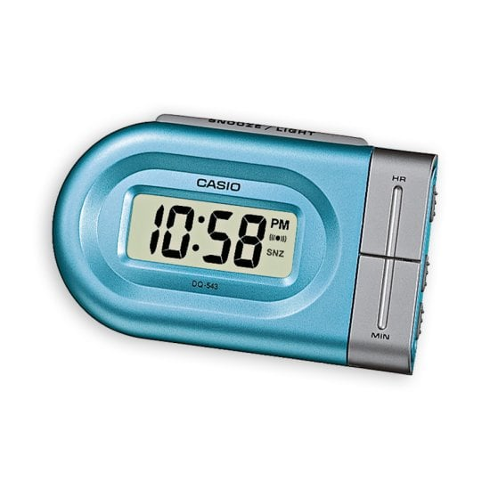 CASIO Wake up Timer DQ-543-3EF