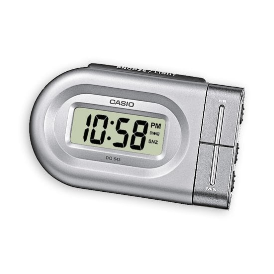 CASIO Wake up Timer DQ-543-8EF