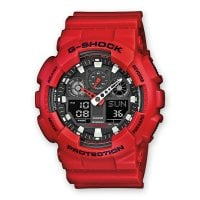 Couleur Rouge/Orange - GA-100B-4AER