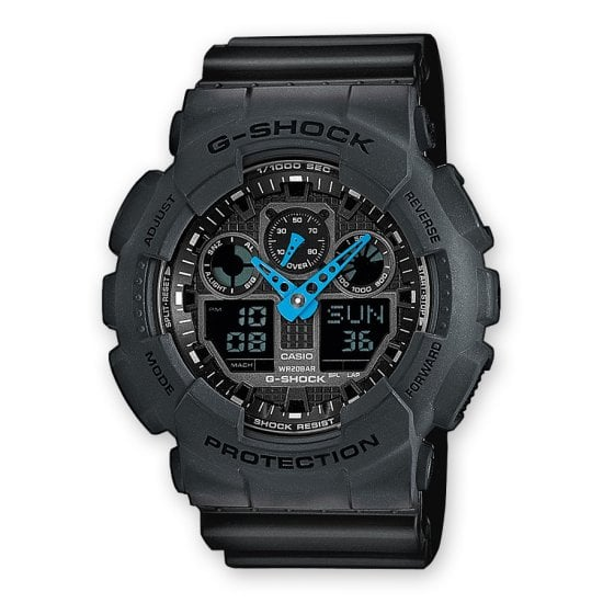 CASIO G-SHOCK GA-100C-8AER