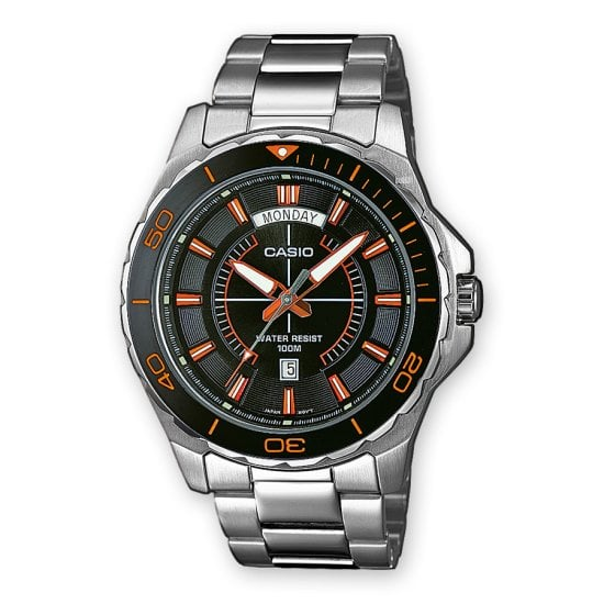 CASIO Collection MTD-1076D-1A4VEF