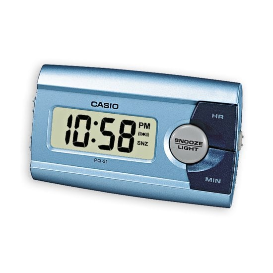 CASIO Wake up Timer PQ-31-2EF