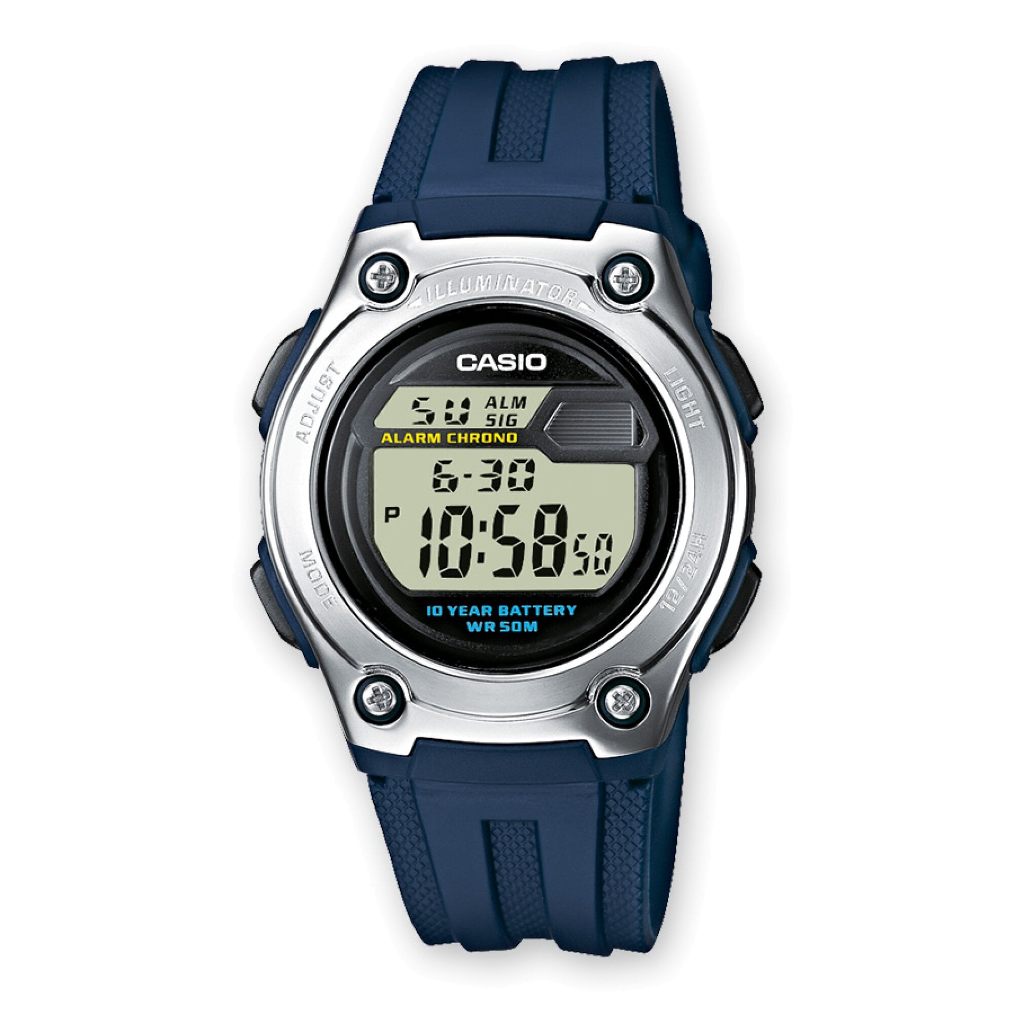 W-211-2AVES CASIO Collection