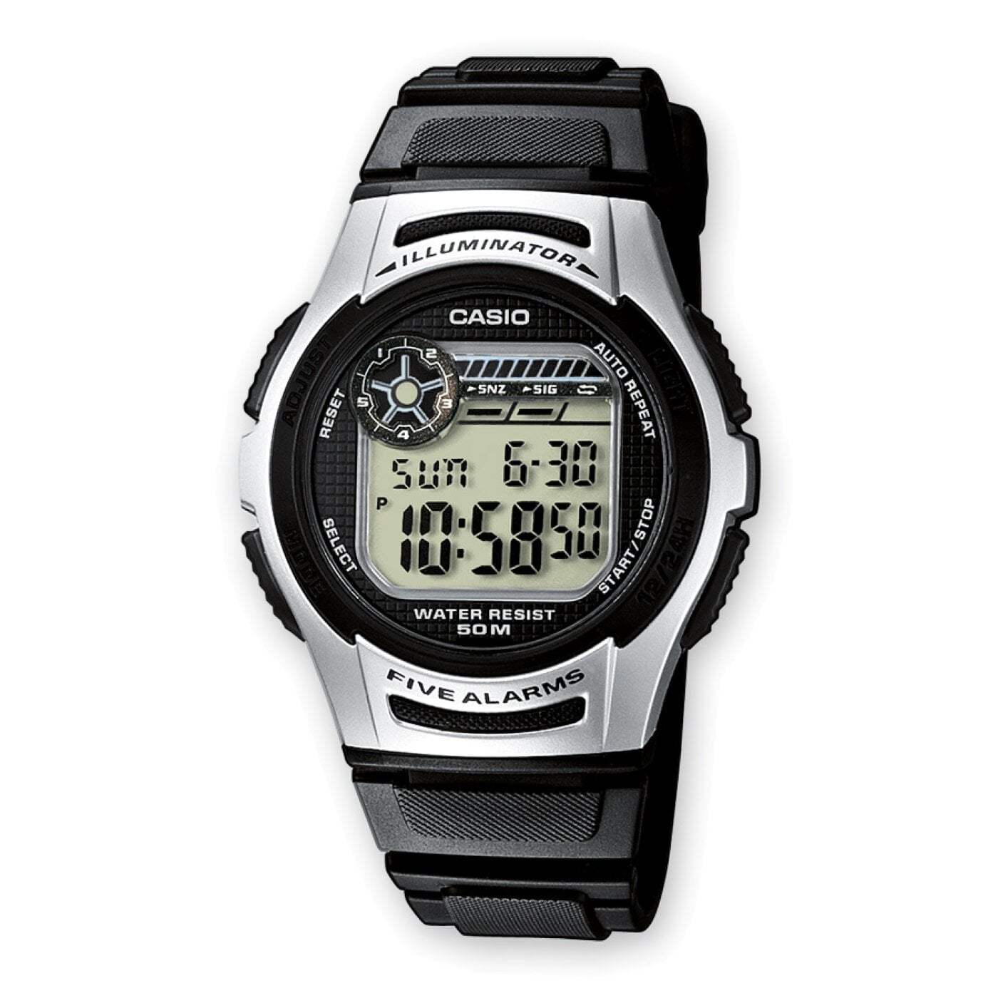 W-213-1AVES CASIO Collection