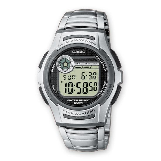 CASIO Collection W-213D-1AVES
