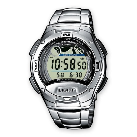 CASIO Collection W-753D-1AVES