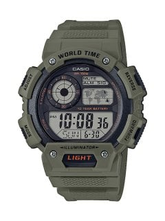 AE-1400WH-3AVEF Casio Collection