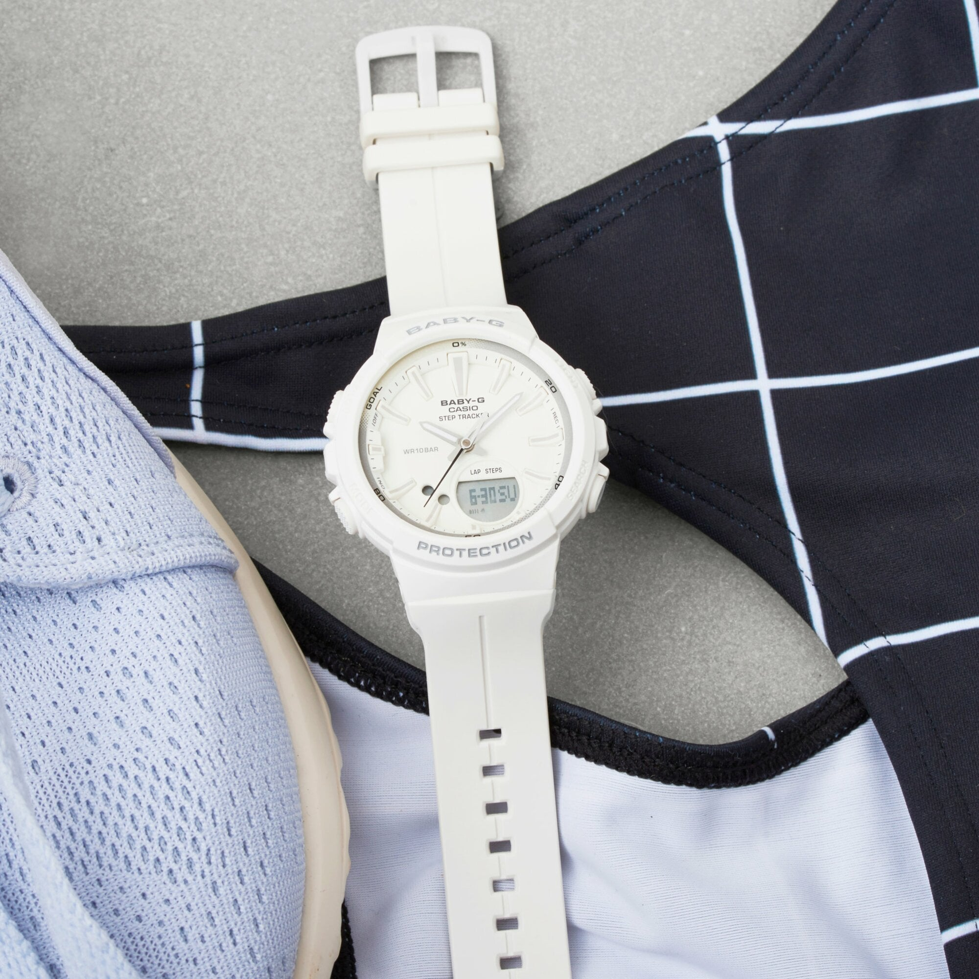 BGS-100SC-7AER BABY-G Athleisure Style