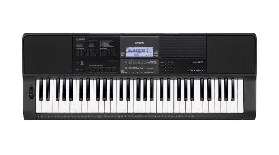 CASIO  CT-X800