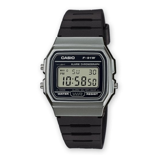 CASIO Vintage F-91WM-1BEF
