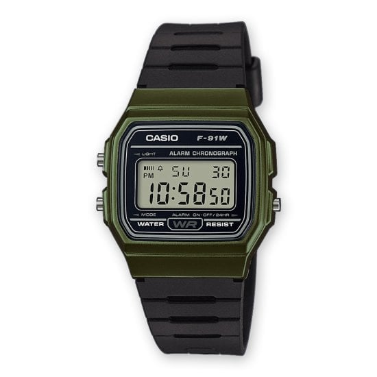 CASIO Vintage F-91WM-3AEF
