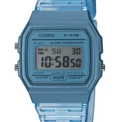 F-91WS-2EF CASIO Collection Women