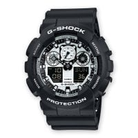 Color Black - GA-100BW-1AER