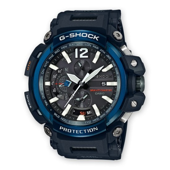 CASIO G-SHOCK GPW-2000-1A2ER