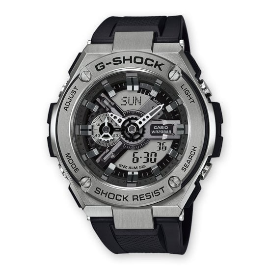 CASIO G-SHOCK GST-410-1AER