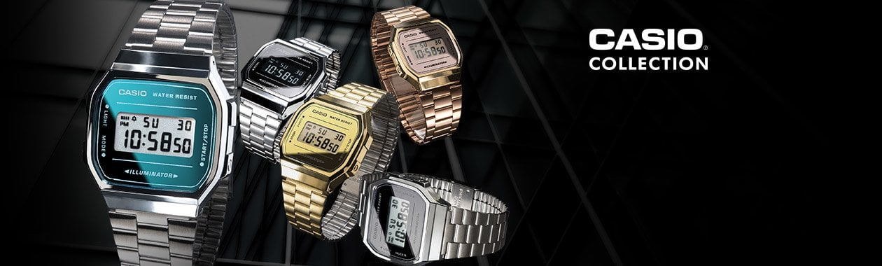 CASIO Collection Horloges
