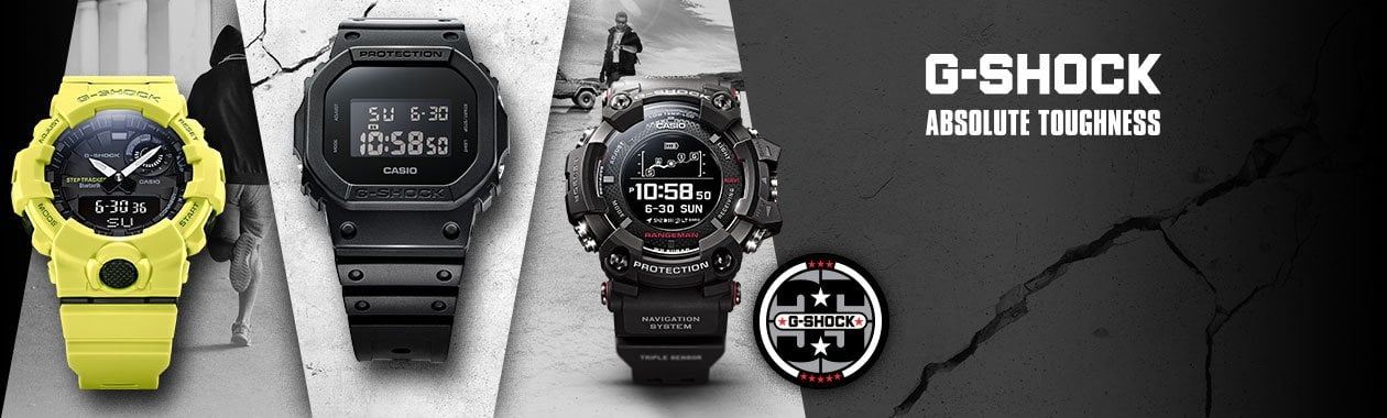 CASIO G-SHOCK Orologi