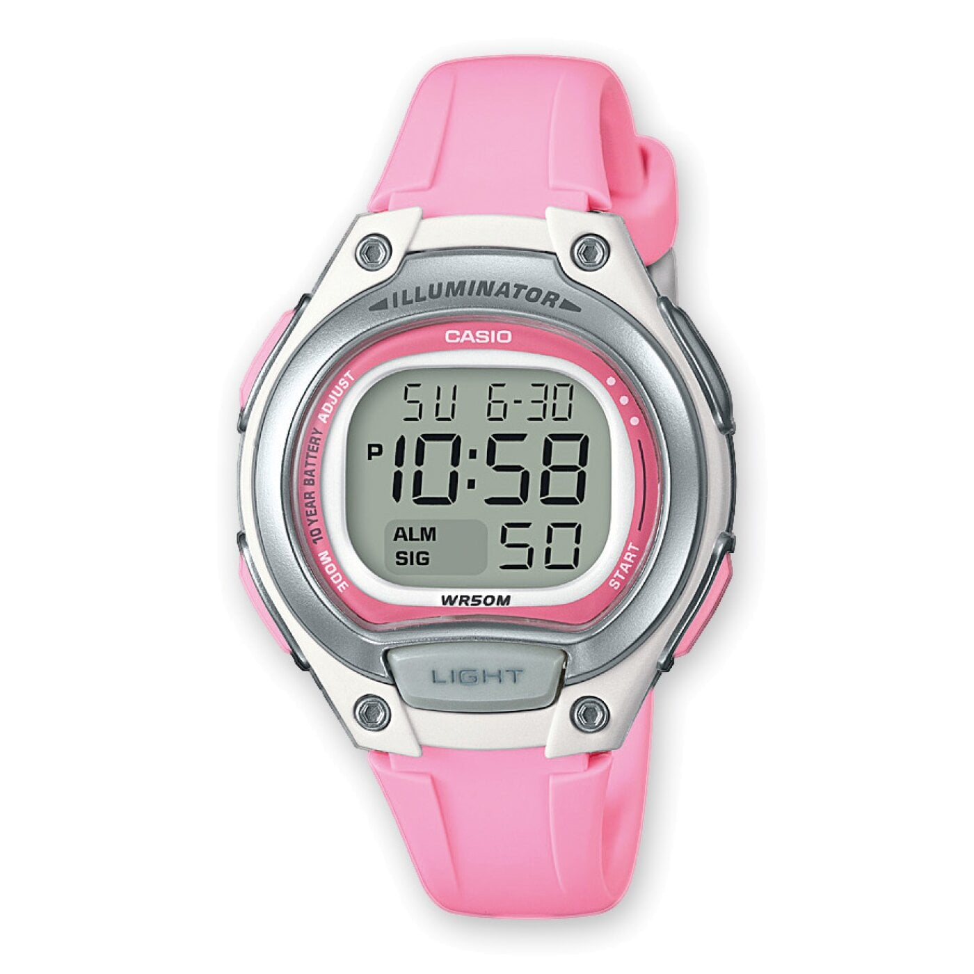 LW-203-4AVEF CASIO Collection