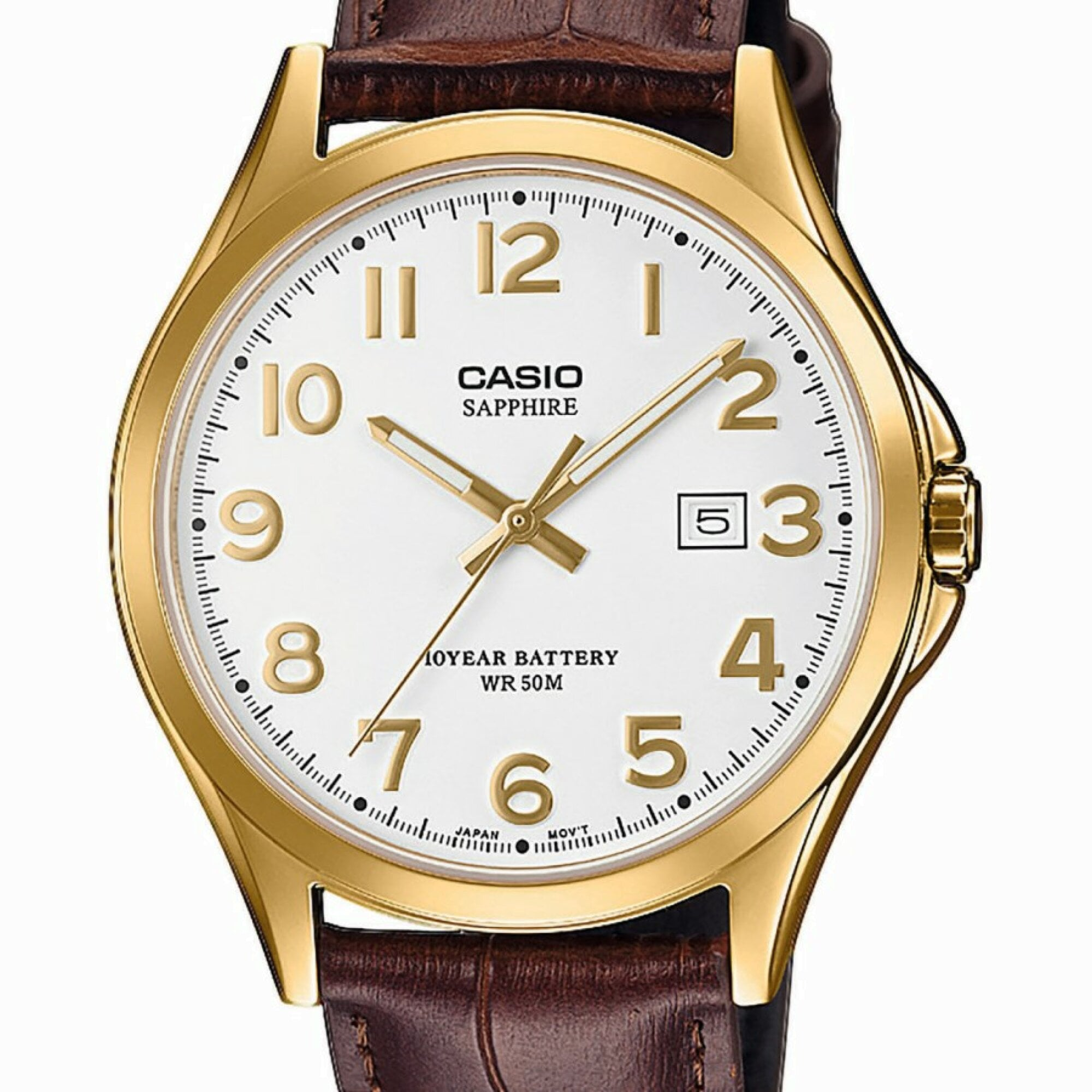 MTS-100GL-7AVEF CASIO Collection Men