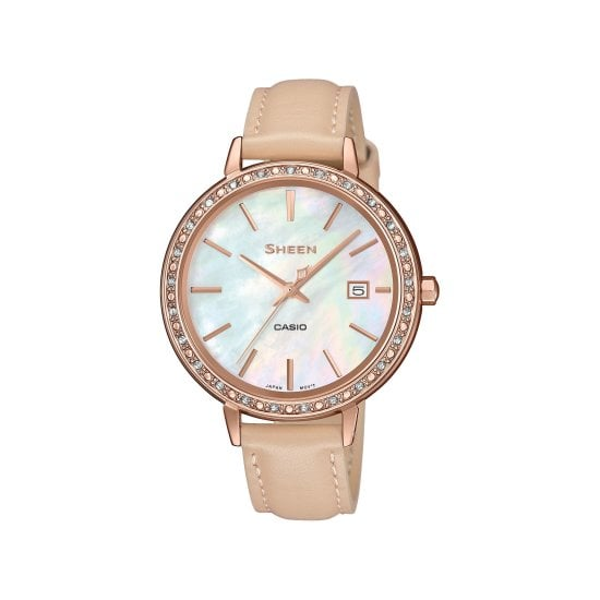 CASIO SHEEN SHE-4052PGL-7BUEF