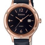 CASIO SHEEN SHE-4533PGL-1AUER