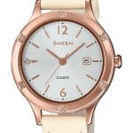 CASIO SHEEN SHE-4533PGL-7AUER