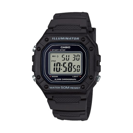 CASIO Collection W-218H-1AVEF