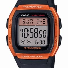 W-96H-4A2VEF CASIO Collection Men
