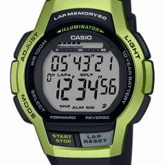 WS-1000H-3AVEF CASIO Collection Men