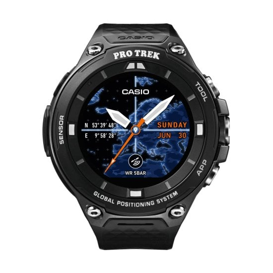CASIO PRO TREK SMART WSD-F20-BKAAE